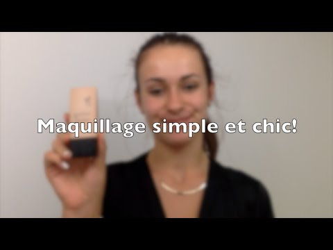 Tuto maquillage chic mais simple youtube - Maquillage simple mais beau ...