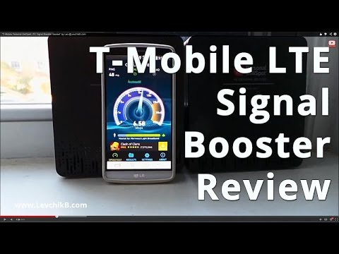 t mobile 4g lte home signal booster cellspot review by youtube. Black Bedroom Furniture Sets. Home Design Ideas