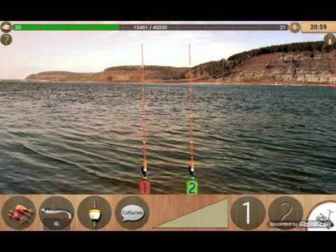 реальная рыбалка на андроид таймень