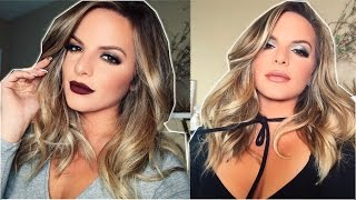 How I Style My New Short Hair! | Casey Holmes