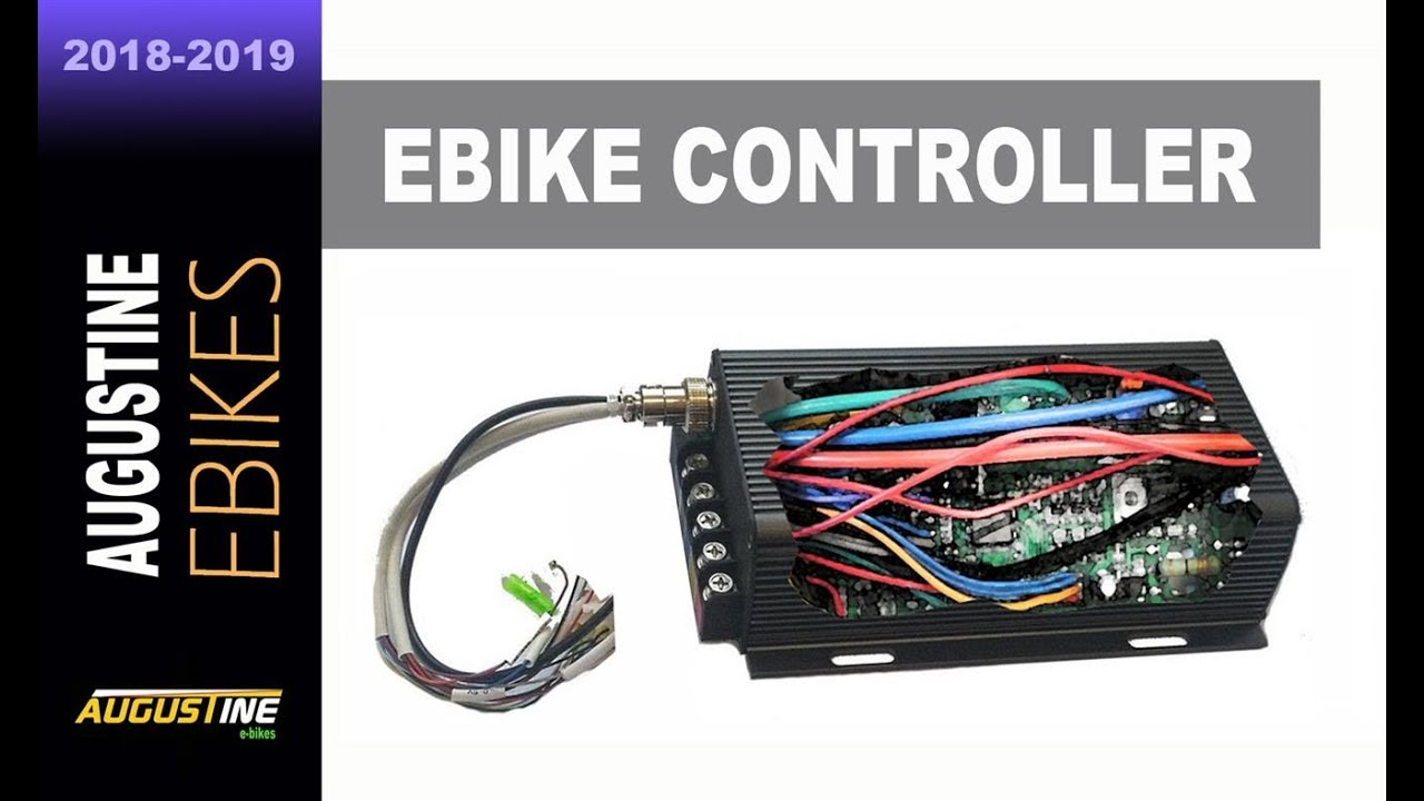 How Your E Bike Controller Works And Whats Inside Youtube Trim Limit Switch Wiring Diagram