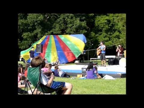 Campstock 2013: If You Want to Sing Out, played by Gary Beckwith