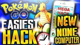 "*NEW* ""Pokemon Go HACK"" 1.3.1 (NO Jailbreak + NO Computer) ""TAP TO WALK"" - ""Teleport In Pokemon Go!"""