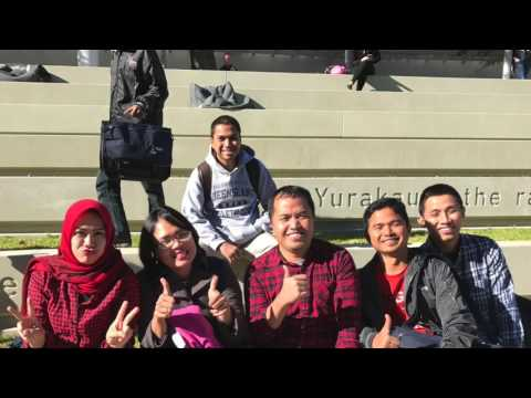Living and studying at Adelaide (Flinders University)