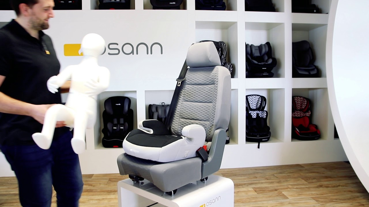 Isofix Sitzerhöhung Lösen Osann Booster Seat Junior Isofix Ece Group 2 3 15 To 36kg Hybrid Solution With Or Without Isofix