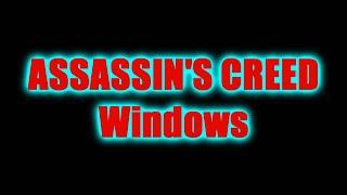 Assassin's Creed Brotherhood Sur Windows 7 et 8