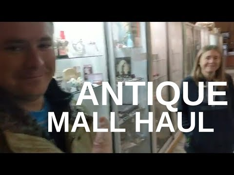 Antique Store Vlog Southern Illinois Youtube