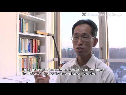 Aiming to understand natural phenomena through mathematical analysis
