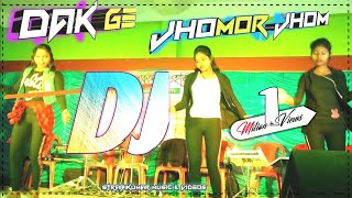 Dak Ge Jhomor Jhom (2020) New Released Santali Orchestra Dj | STRabikumar