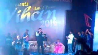 Radharaman Vihan 2016 || Manoj Tiwari || Upar Wali k Chakkar m Song.