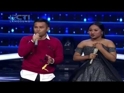 MARIA feat Judika - NEVER ENOUGH Loren Allred - Spekta Show Top 7 - Indonesian Idol 2018