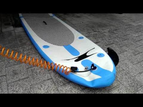 INFLATABLE PADDLE BOARD ADAPTOR FROM EBAY