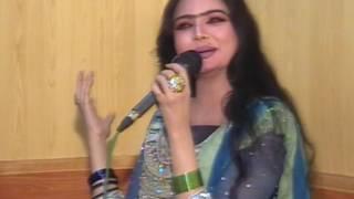 vuclip Dr Aima Khan And Zafar Hanjra - Eid Mehfil-E-Mushaira New 2017 - Aima Khan Mushaira