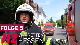112 Wir retten Hessen (5/6) Rettungsassistenten und Notfallsanitäter im Einsatz mit Notärzten
