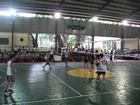 Thomasian Goodwill Games (Men's Volleyball) 2013 - Eng'g vs Pharmacy