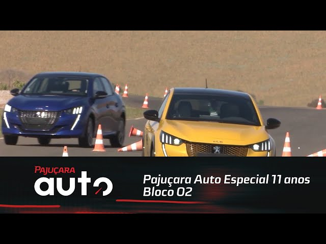 Pajuçara Auto Especial 11 anos - Bloco 02