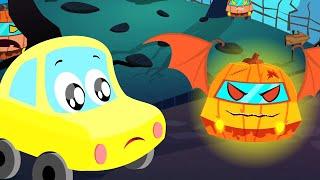Джек о фонарь музыка для малышей Little Red Car Russia детские мультфильмы