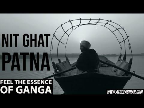 Feel The Essence Of Ganga  A Walk Around  Gandhi Ghat  Aka NIT Ghat