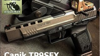 Canik TP9SA 9mm - Vloggest