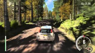 DiRT Rally - Kotajarvi (Finland) - Ford Focus RS Gameplay