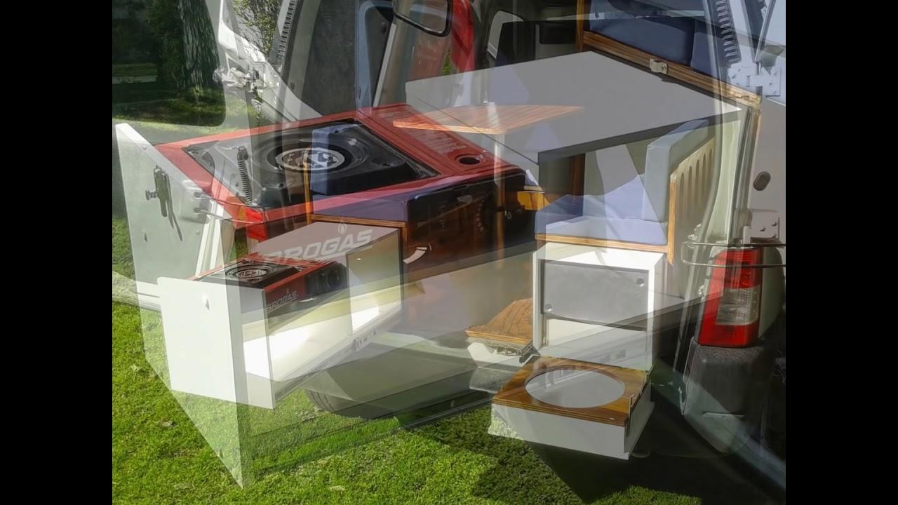 Vw Campervan Accessories >> CAMPER BOX ARGENTINA - Motorhome Pertner Kangoo Berlingo ...