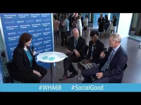 "WHO: Sustainable Development Goals (Part 2) - Interview at ""World Health +SocialGood"""