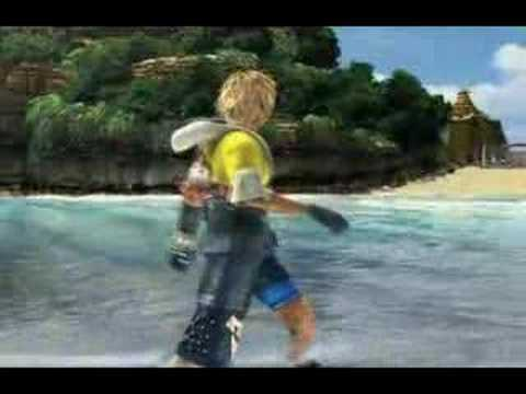 Final Fantasy X Heaven By Your Side