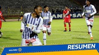 Resumen: Sport Huancayo vs Alianza Lima (0-3)