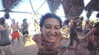 Atman Festival, Sri Lanka, 2017 - UN Official Video ((Hi-Tech + Dark PsyTrance))