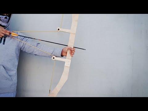 Homemade Slingbow - DIY