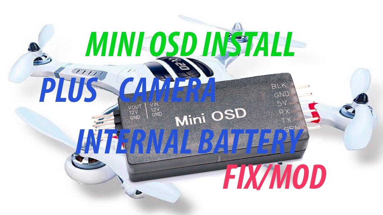 maxresdefault mini osd wiring plus no video fix youtube osd wiring diagram at readyjetset.co