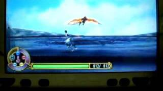 Kingdom of Paradise (PSP) - Suzaku Boss