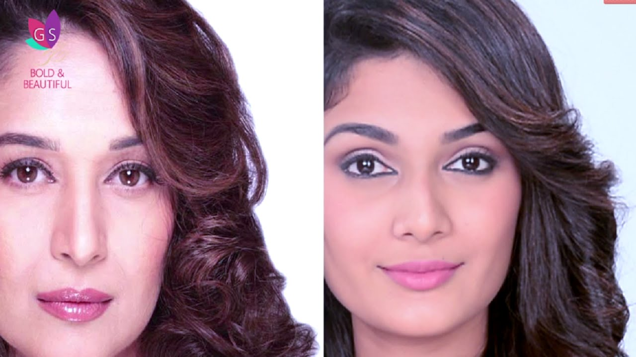 Watch Madhuri Dixits Inspired Look Youtube