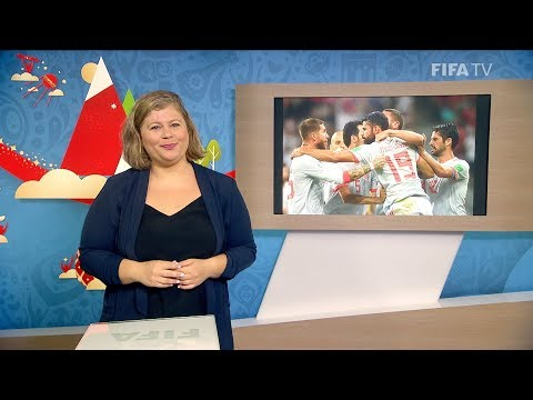 FIFA WC 2018 - POR Vs. SPA – For Deaf And Hard Of Hearing - International Sign