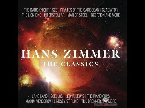 Hans Zimmer - The Classics (2017) (24bit Hi-Res) FLAC (tracks)