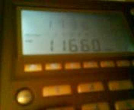 Radio Australia Shortwave to Pacific Region