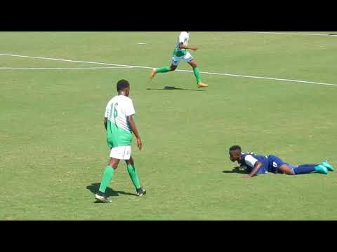 BVIFA U15;s beat Turks and Caicos, 7-3, CONCACAF Championship 2017