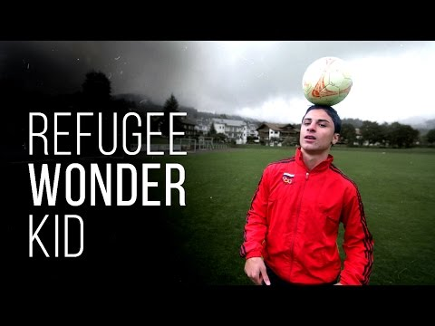 From Syrian Refugee to Wonderkid in Germany: Mohammed Jaddou