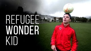 from syrian refugee to wonderkid in germany mohammed jaddou