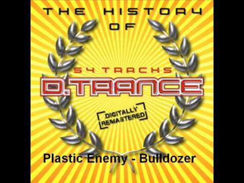 Plastic Enemy - Bulldozer
