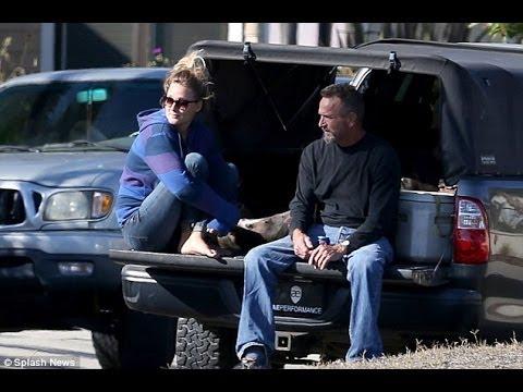 NEW - Paul Walker's Girlfriend Jasmine Pilchard Gosnell Visited Paul's Family