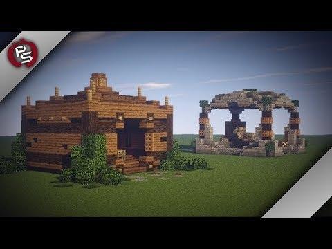 Two Minecraft enchanting room | ideas - YouTube - photo#22