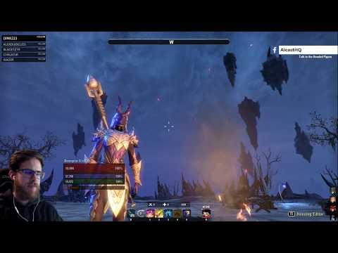 Live Stream Dragon Bones PTS Fang Lair Dungeon! Elder Scrolls Online