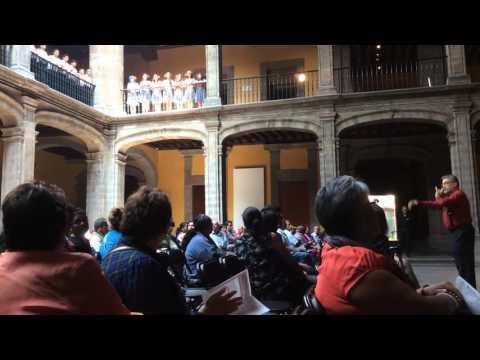 Dindirindin, Coro de la Facultad de Filosofía y Letras, UNAM