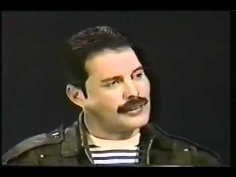 Freddie Mercury About Meeting Michael Jackson RARE!!! www keepvid com