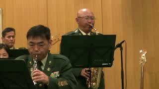 Detective Conan Main Theme   Japanese Army Band