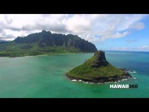 Island of Oahu 4K Demo Reel by Hawaii360