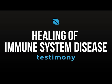 Video Testimony - Healing of Immune System Disease - September 10, 2017