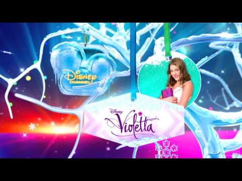 Disney Channel HD Spain Christmas Idents and Logo 2012 hd1080p
