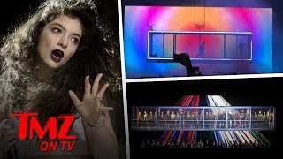 Lorde Goes After Kanye West & Kid Cudi! | TMZ TV
